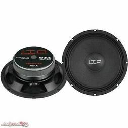DTI Car Audio DTIDS1050MB4 10-Inch Midbass Driver with 4 Ohm