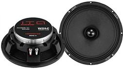 DTI Car Audio DTIDS1055NB4 10-Inch Midbass Driver with 4 Ohm