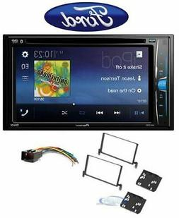 Pioneer DVD/CD Bluetooth Car  Receiver iPhone/Android/USB Fo