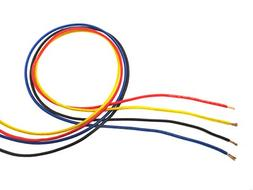 25' Each RED, Blue, Black, Yellow - 100 ft 12 Ga AWG Primary