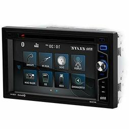 "Boss Audio 6.2"" Touchscreen Bluetooth Car Stereo DVD Player"