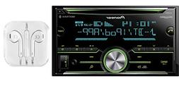 FH-X731BT Car CD/MP3 Player - 56 W RMS - iPod/iPhone Compati