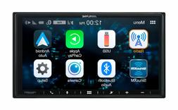 """Alpine iLX-W650 7"""" Mech-Less Receiver Compatible with Apple"""