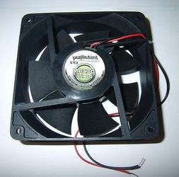 "The Install Bay 4.7"" Car Amplifier Cooling Fan for Amps Elec"