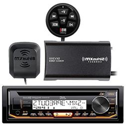 JVC KD-R97MBS Marine Boat CD MP3 SiriusXM Ready Pandora AM/F