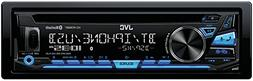 JVC KD-RD88BT Single DIN Bluetooth in-Dash CD/AM/FM Car Ster