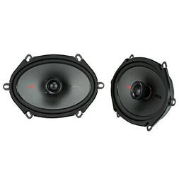"Kicker KSC680 Car Audio KS Series 5x7"" 6x8"" Full Range Speak"