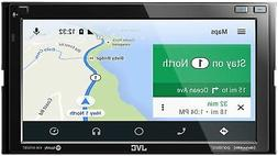 JVC KW-M750BT Compatible with Apple CarPlay, Android Auto 2-