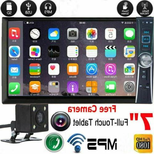 1080p hd bluetooth car stereo radio 2