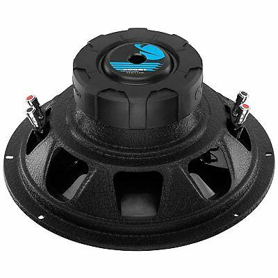 "Planet Audio 12"" 1800 Watt Single Subwoofer DVC Ohm"