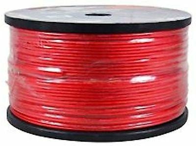 IMC Audio 1000 FT 18 Gauge Speaker Cable Wire Roll For Home