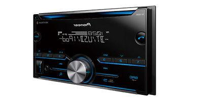 Pioneer 2-DIN Stereo CD Bluetooth FH-S500BT