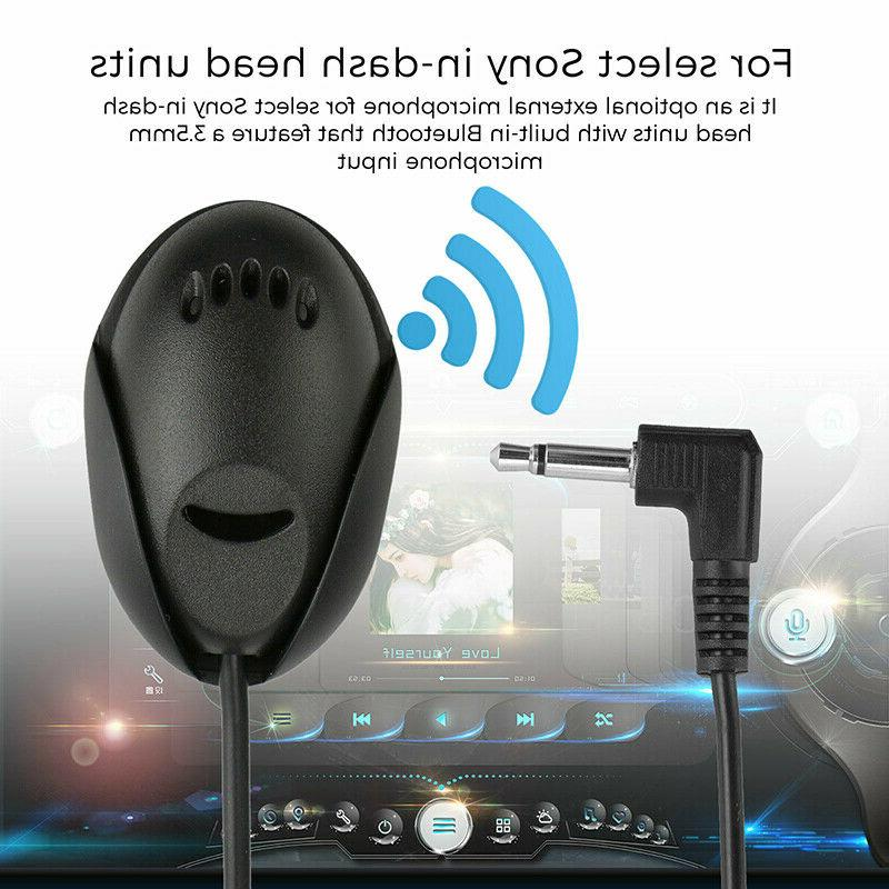 3.5mm Stereo Microphone Bluetooth Vehicle for