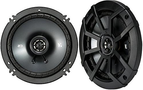 "KICKER 6.5"" 1200w Car Audio"