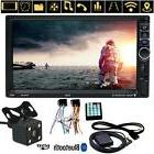 "7"" Bluetooth Android Touch Screen 2DIN Car Stereo Radio MP5"