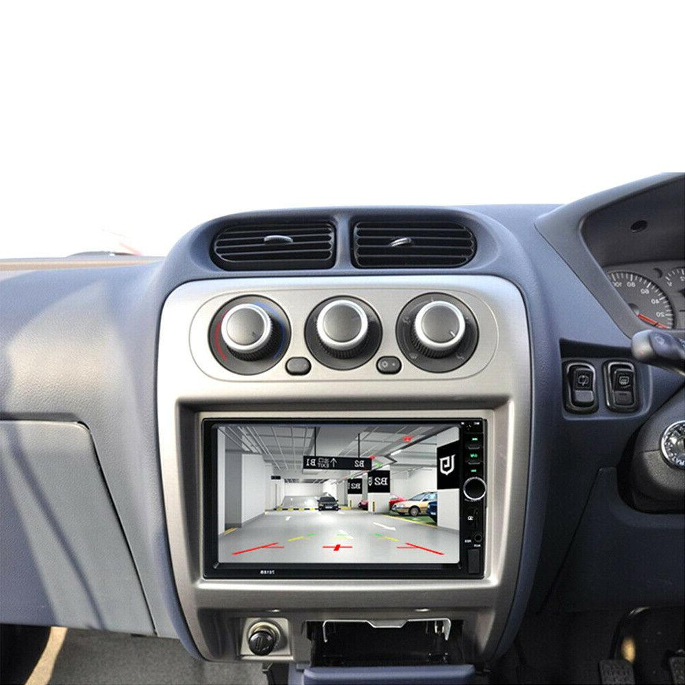 """7"""" 2 Touch Radio USB AUX IN +"""