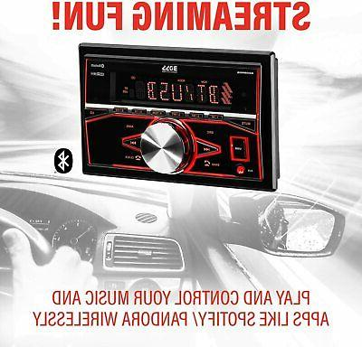BOSS Audio Systems 820BRGB Multimedia Car Stereo Double
