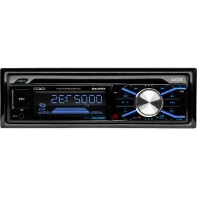 Boss 508uab Car Player - Ipod/iphone Compatible - Single Din Cd-rw