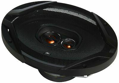 "Jbl - 6"" X 9"" 3-way Car Speakers With Polypropylene Cones  -"