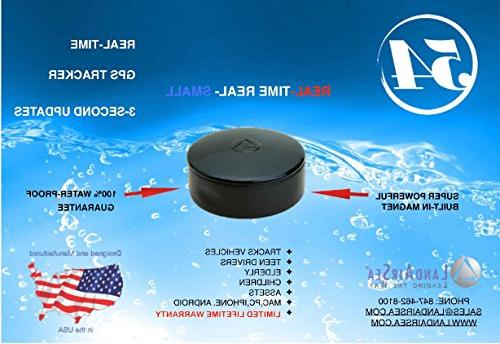 Land Air Magnetic GPS - Device jumble