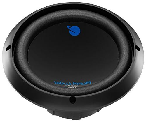 Planet AC8D Watt, 8 Inch, Dual 4 Voice Coil Car Subwoofer