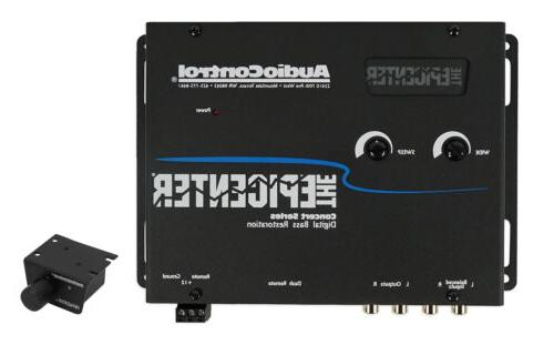 audio control epicenterindash bass restoration