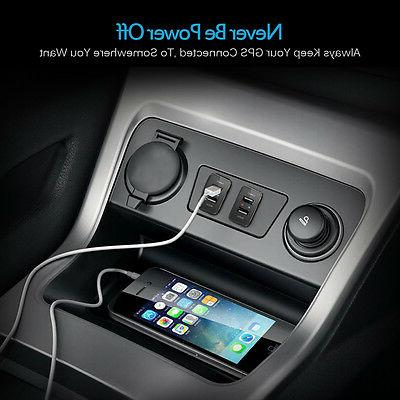 FOR Toyota Audio Stereo Charger Power Socket Smartphone