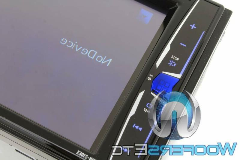 """Pioneer 6.2"""" Touchscreen Dvd Receiver With Bluetooth"""