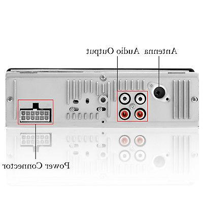 Bluetooth In-Dash Aux Receiver SD USB