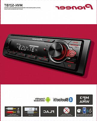 bluetooth car stereo receiver am fm radio
