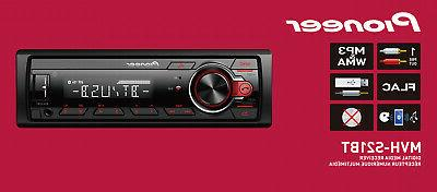 Pioneer Audio Receiver System With Radio 50W