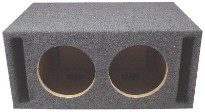 Car Inch Slot Labyrinth SPL Speaker Sub Box
