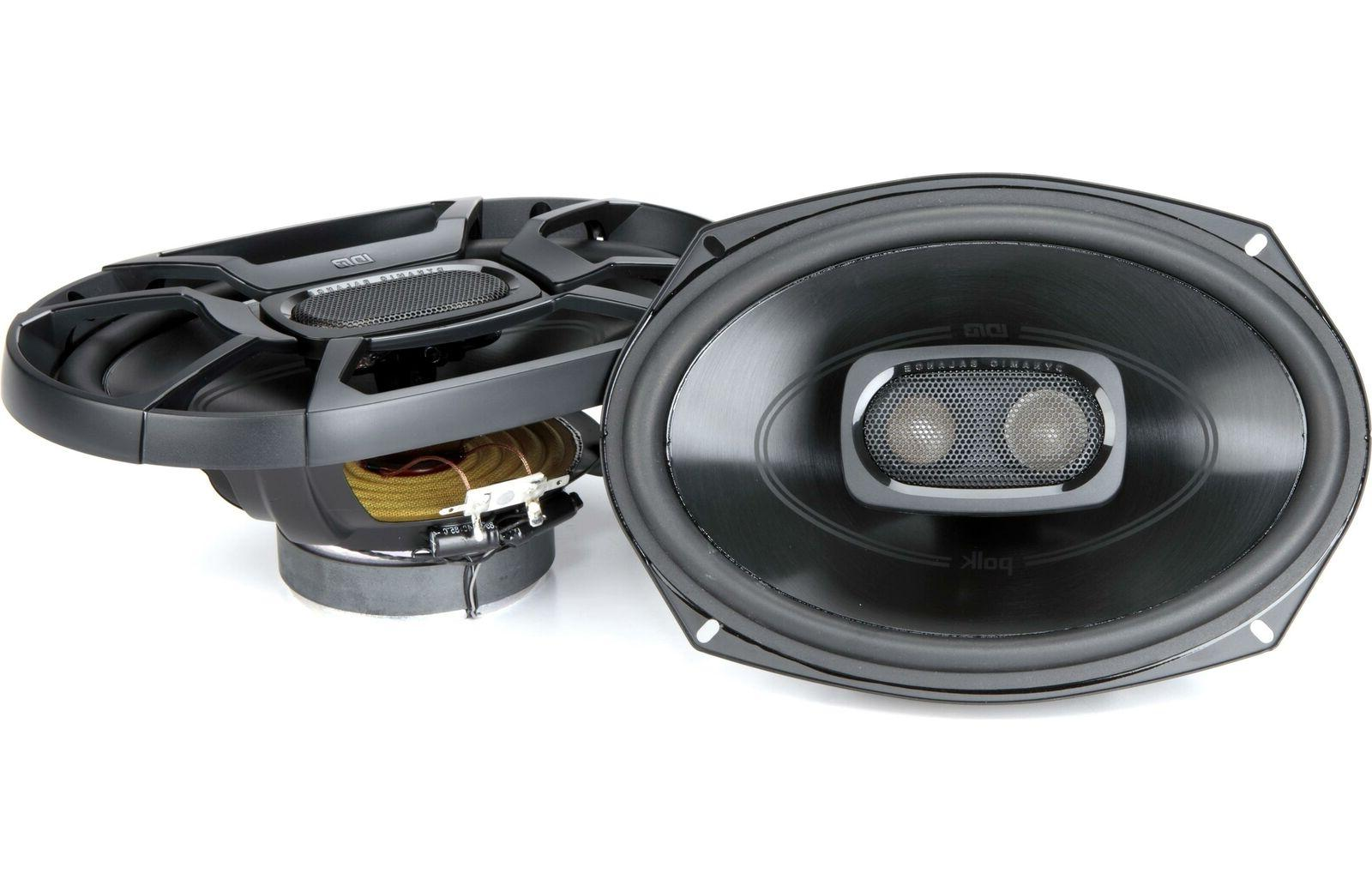 car boat coaxial stereo speakers