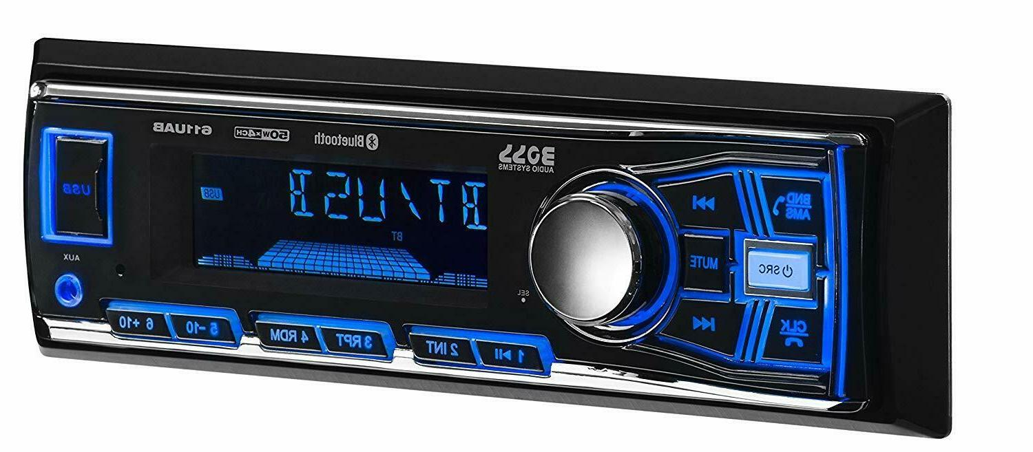 Boss AUX Radio Car Stereo Receiver Audio