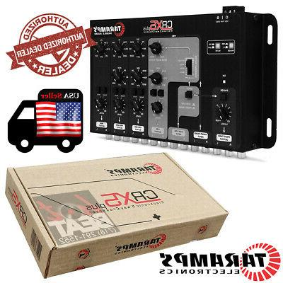 Taramps CRX5 Five-Way Electronic Car Audio Crossover System