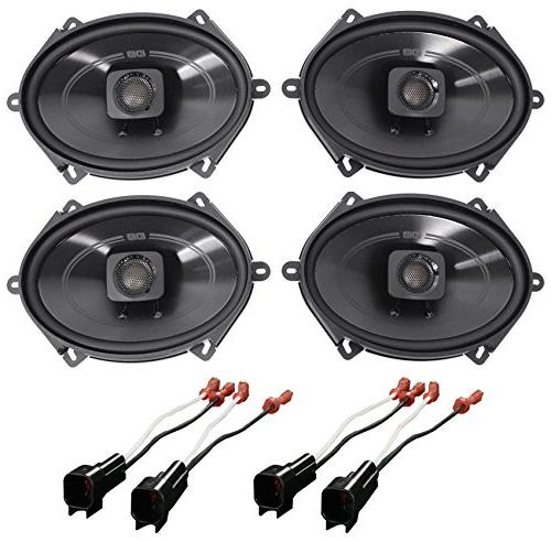 front rear speaker replacement kit