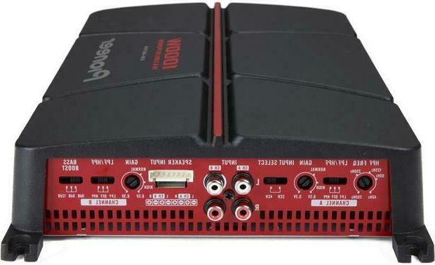 Pioneer GM-A6704 4-Channel Audio Amplifier 4-Ch Amp