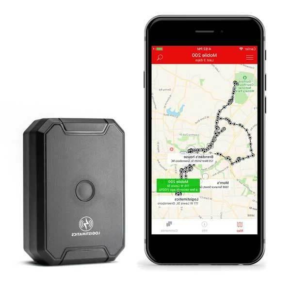 mobile 200i gps tracker with live audio