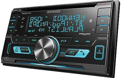 Kenwood Double CD Bluetooth Stereo