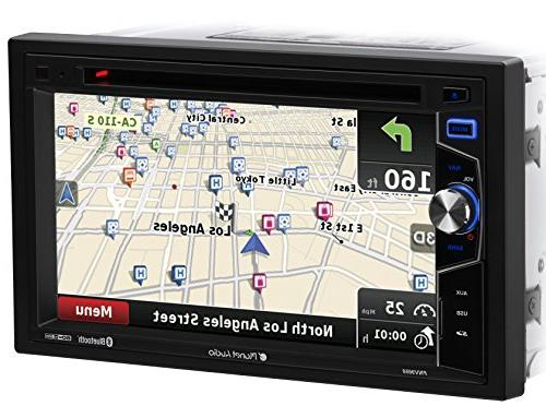 PLANET PNV9650BRC Double Din Navigation with