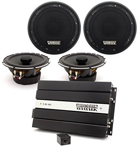 sa 6 5cx coaxial speakers