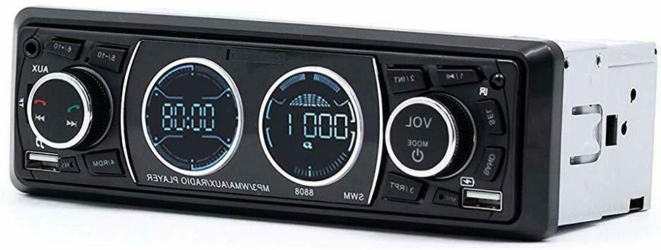 SWM 8808 BT Vehicle Car MP3 Player