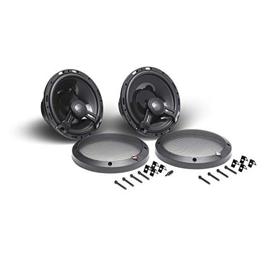 "Rockford Fosgate T1650 6.5"" 2-Way Full Range Euro Fit"