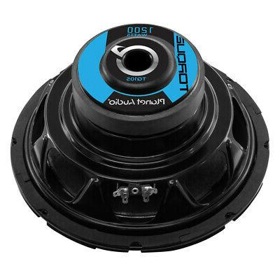 Planet 10 Inch 4 Subwoofer