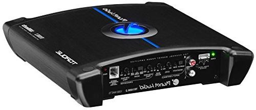 Planet Audio TR1000.2 1000 2 Channel, 2 8 Stable Range, MOSFET Amplifier with Control