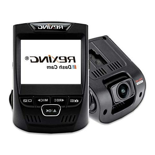 """Rexing V1 Car Dash Cam 2.4"""" LCD FHD 1080p 170° Wide Angle D"""