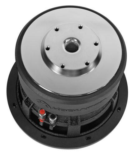 "Rockville 8"" 2000w Car Dual 2-Ohm Compliant"