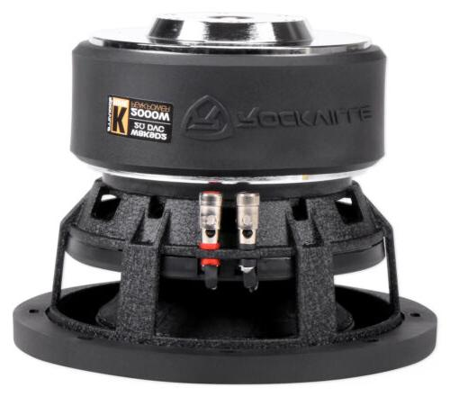 Rockville 2000w Dual 2-Ohm CEA Compliant