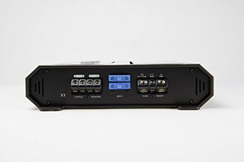 Hifonics Zeuz Car RMS with 1 Ohm Stable Class D Subwoofer with Control Knob