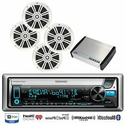 marine usb bluetooth ipod cd radio 6